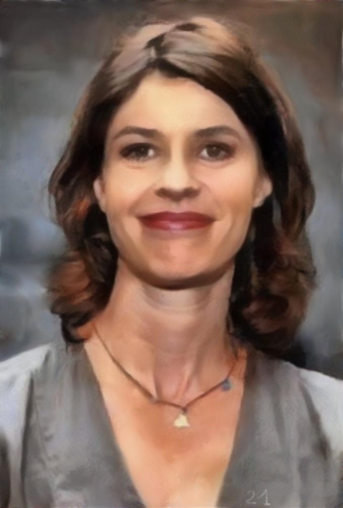 Irène Jacob by baudet